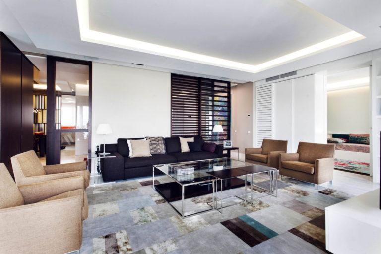 00 mas millet arquitectura interiorismo reforma integral moderna piso valencia diseño interior mobiliario arquitecto salon