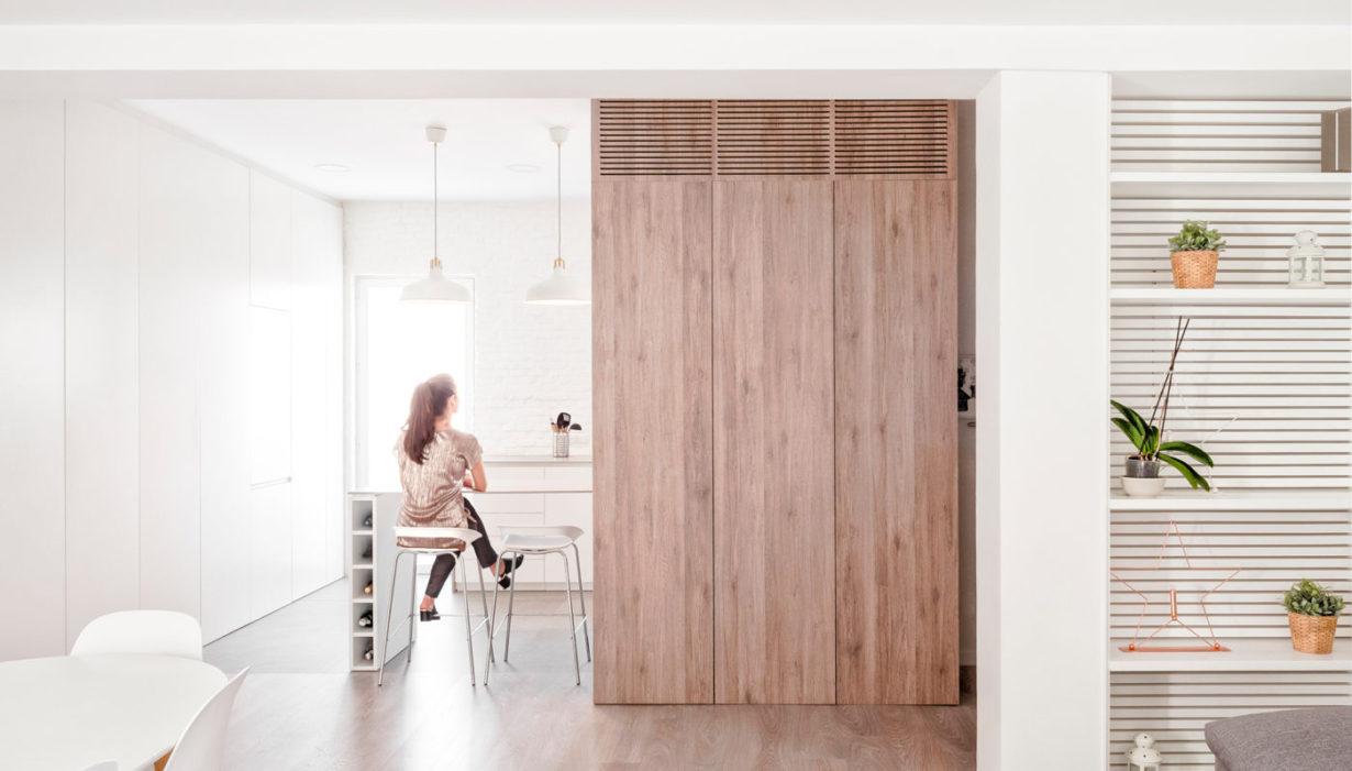 01-Mas-millet--arquitecto-arquitectura-e-interiorismo-reforma-integral-moderna-piso-valencia-carpintería-de-madera-mobiliario-a-medida-salón