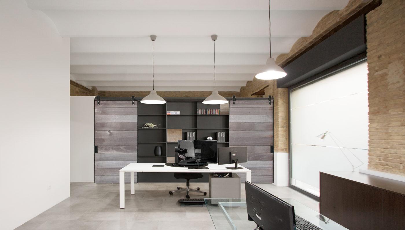 00 mas millet arquitectos arquitectura interiorismo for Interiorismo oficinas