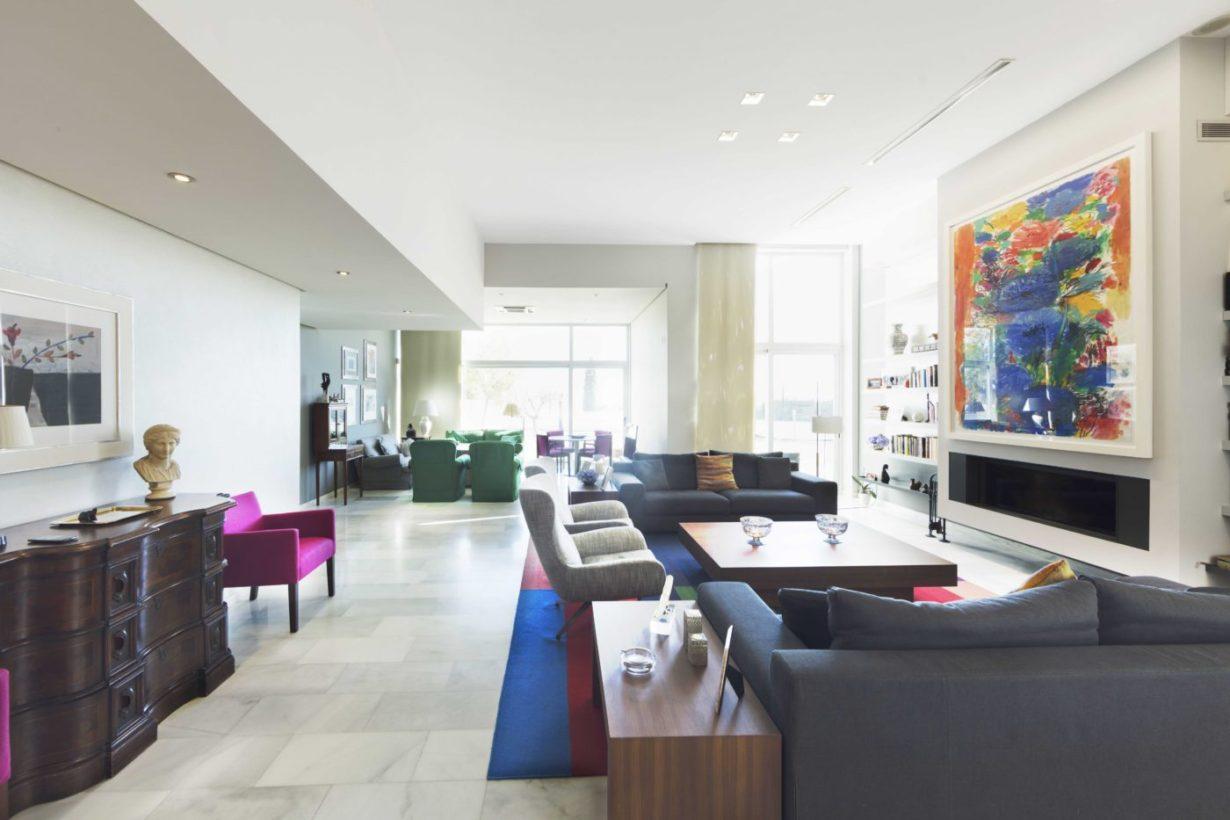 08 casa nueva santa barbara mas millet arquitectura interiorismo obra nueva chalet vivienda unifamiliar moderna valencia diseño mobiliario