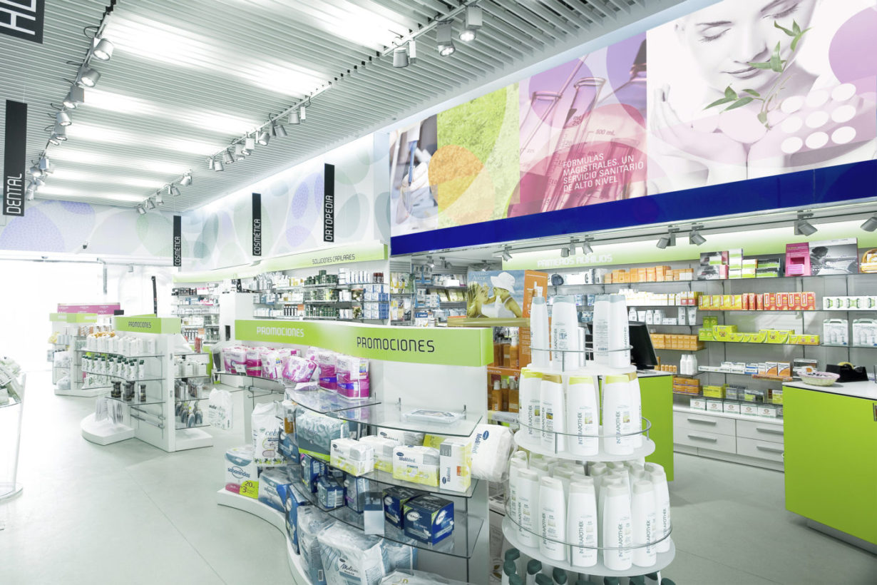 00 farmacia luis corbi mas millet arquitectura interiorismo reforma local valencia arquitecto comercial