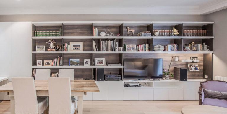 00 mas millet arquitecto arquitectura interiorismo reforma integral moderna piso valencia mobiliario salon cocina