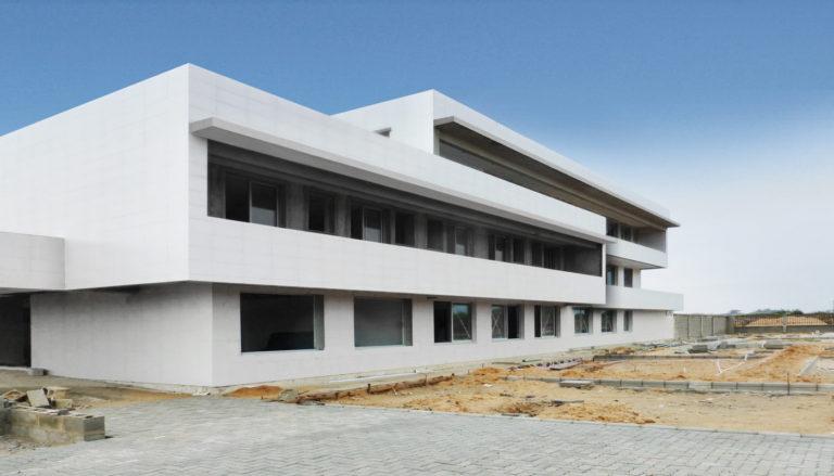 000 student residence mas millet arquitecto arquitectura valencia edificio universitario nigeria campus