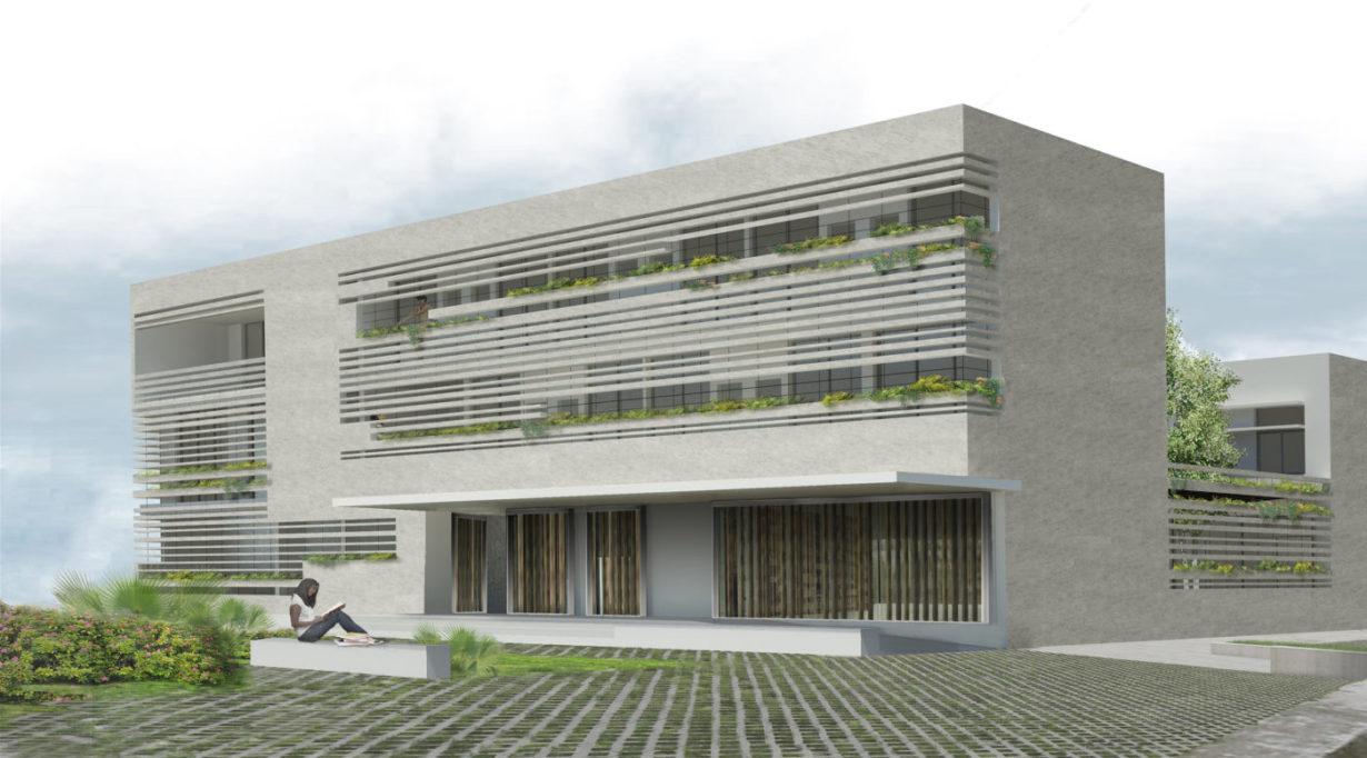00 students residence mas millet arquitectura arquitecto valencia residencia estudiantes campus universitario urbanismo lagos nigeria