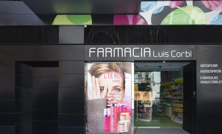 01 farmacia luis corbi mas millet arquitectura interiorismo reforma local valencia arquitecto comercial