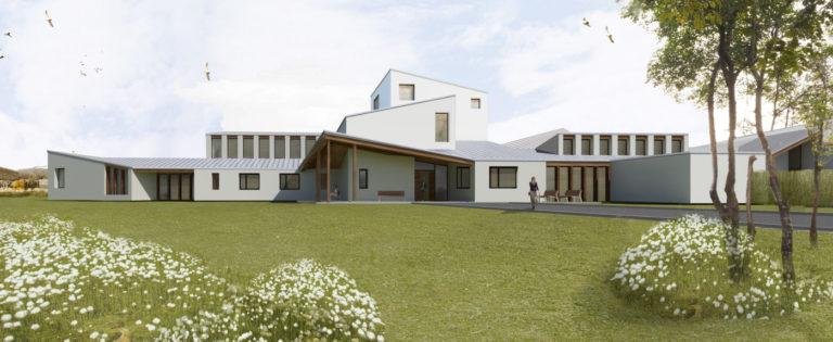 01. casa retiros bratislava eslovaquia mas millet arquitecto arquitectura interiorismo valencia madrid porche jardin
