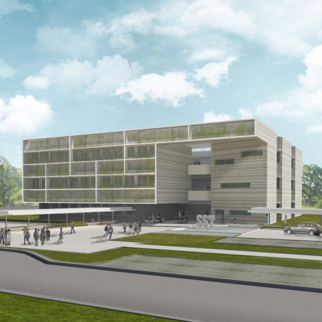 02 mas millet arquitectura arquitecto valencia escuela ciencia tecnologia campus universitario lagos nigeria