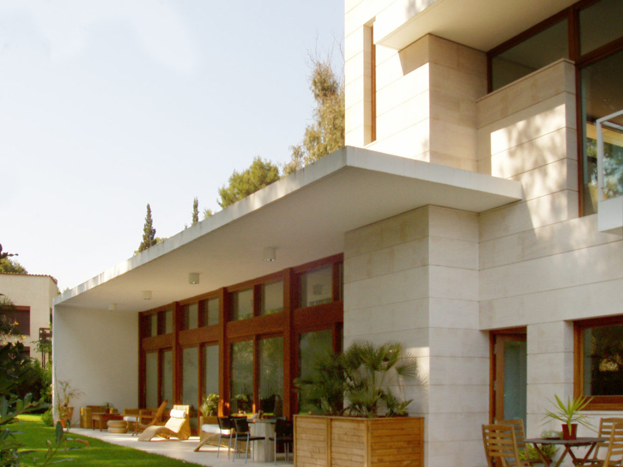 02 mas millet arquitectura interiorismo obra nueva chalet vivienda unifamiliar moderna santa barbara valencia diseño urbanizacion arquitecto