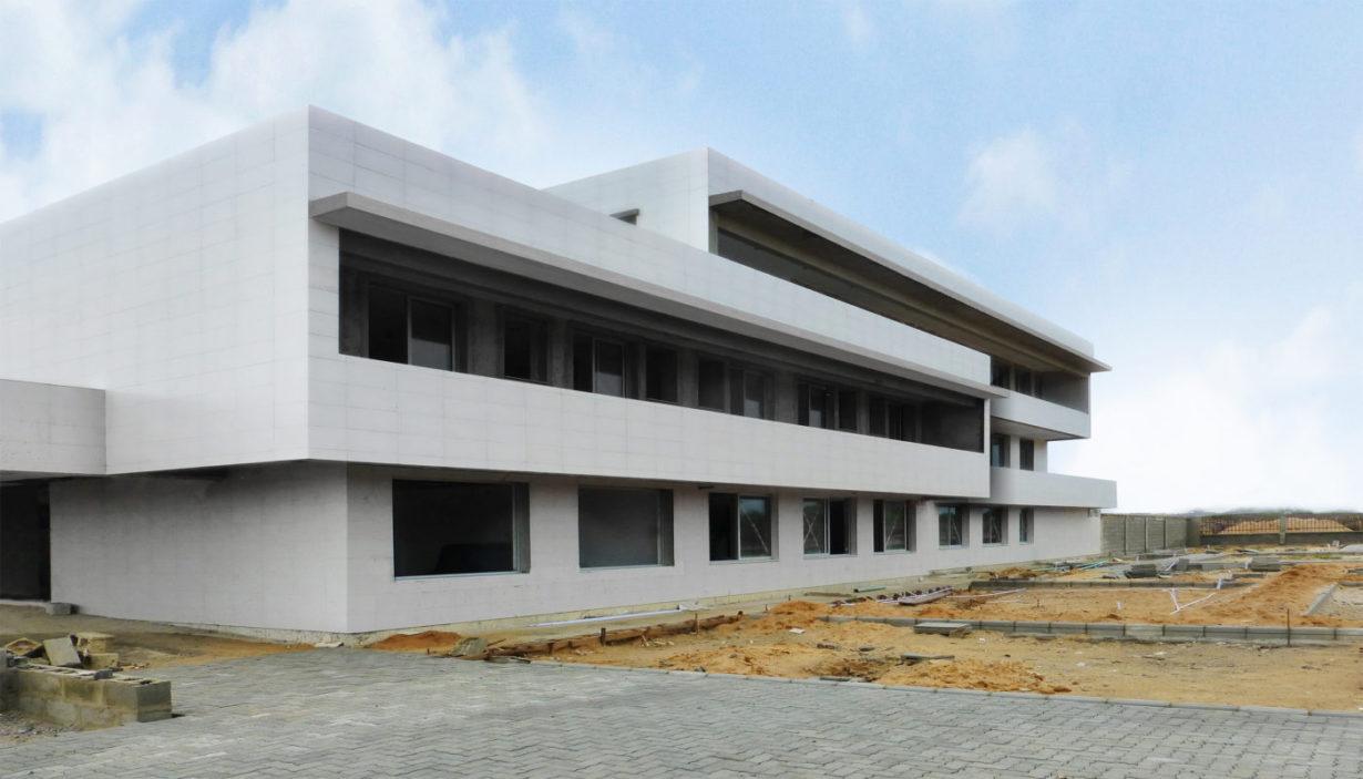 02 main residence mas millet arquitecto arquitectura valencia edificio universitario nigeria campus