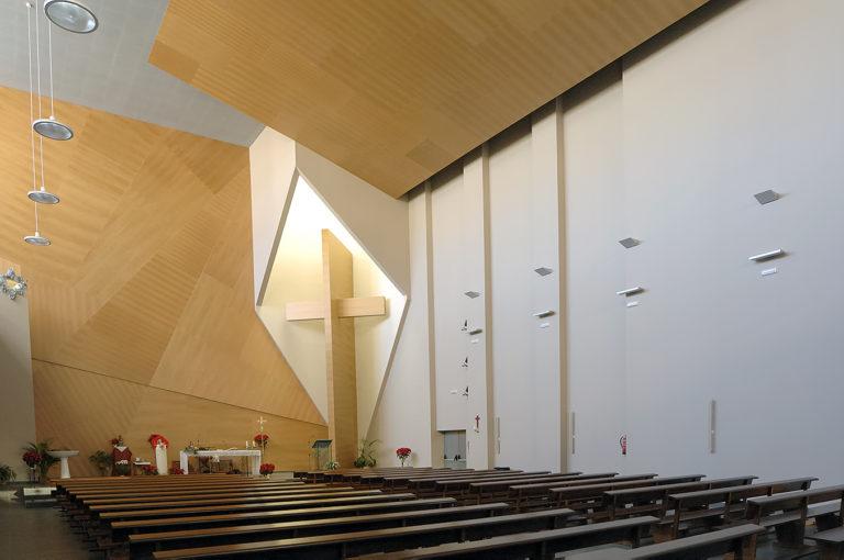 03 parroquia espiritu santo mas millet arquitectura interiorismo arquitecto valencia espacio religioso