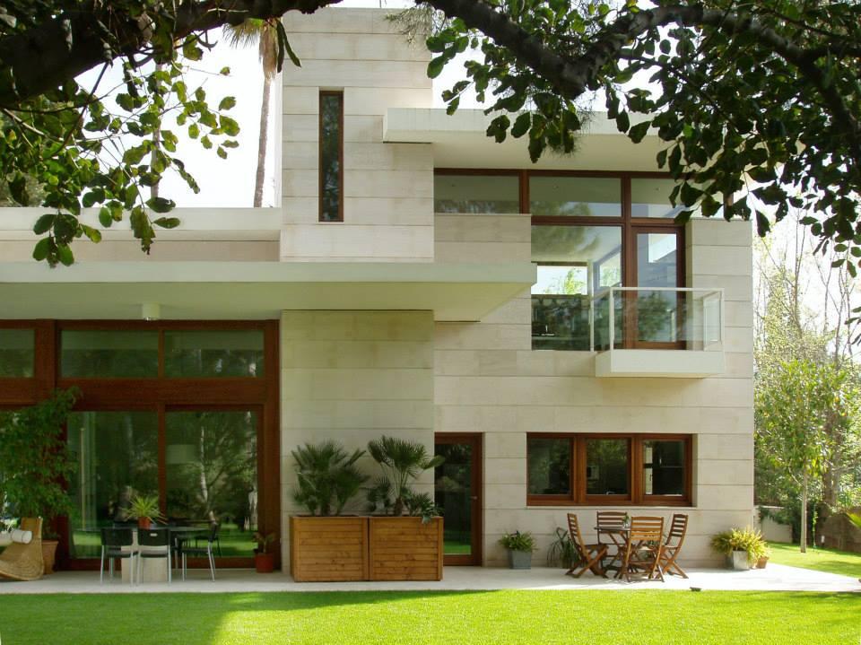 03 mas millet arquitectura interiorismo obra nueva chalet vivienda unifamiliar moderna santa barbara valencia diseño urbanizacion arquitecto