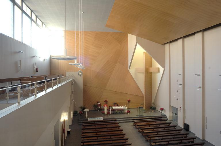 04 parroquia espiritu santo mas millet arquitectura interiorismo arquitecto valencia espacio religioso