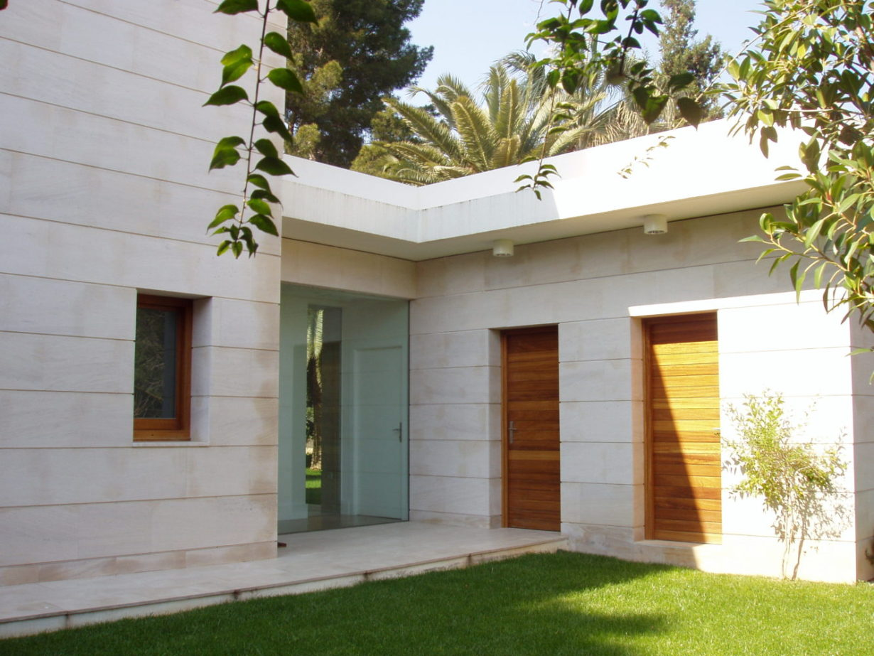 05 mas millet arquitectura interiorismo obra nueva chalet vivienda unifamiliar moderna santa barbara valencia diseño urbanizacion arquitecto