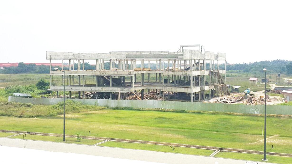 06 School of Science and Technology mas millet arquitectura arquitecto valencia escuela ciencia tecnologia campus universitario lagos nigeria