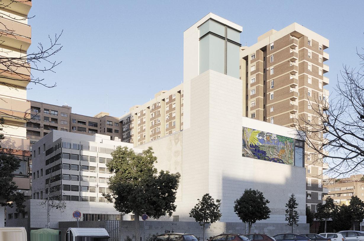 06 parroquia espiritu santo mas millet arquitectura interiorismo arquitecto valencia espacio religioso