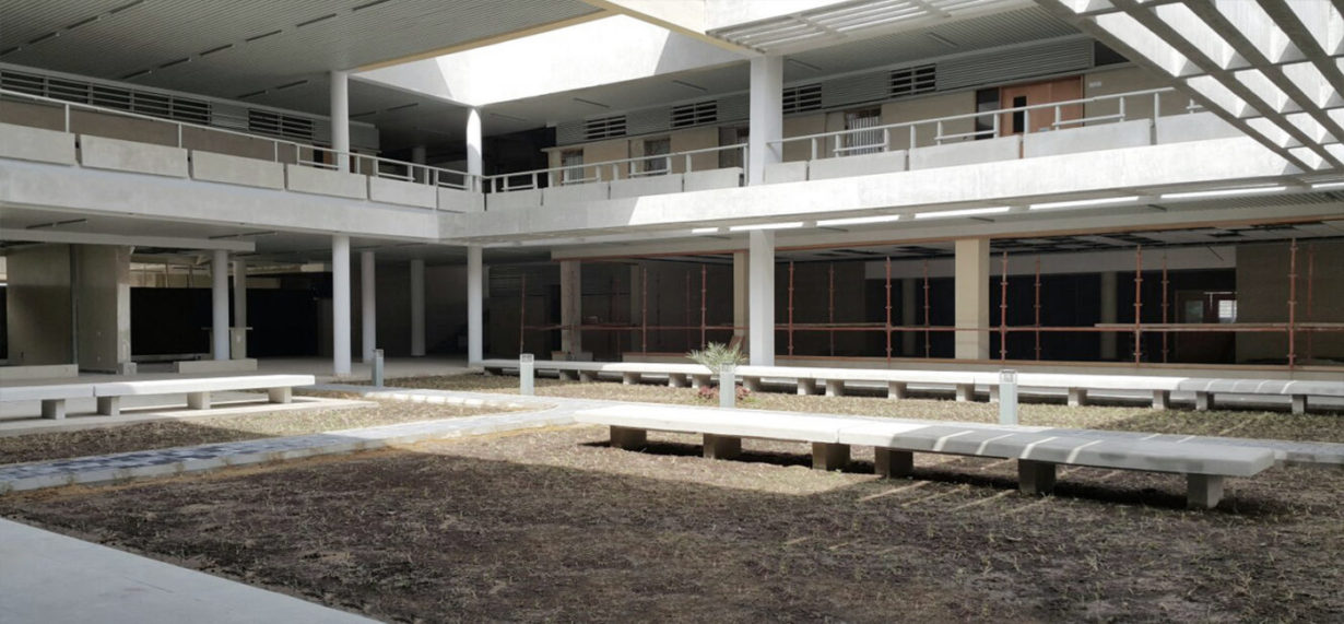 11 main university building mas millet arquitecto arquitectura valencia edificio universitario nigeria campus