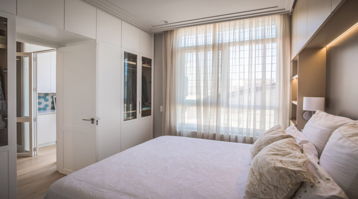 12 mas millet arquitecto arquitectura interiorismo reforma integral moderna piso valencia mobiliario salon cocina