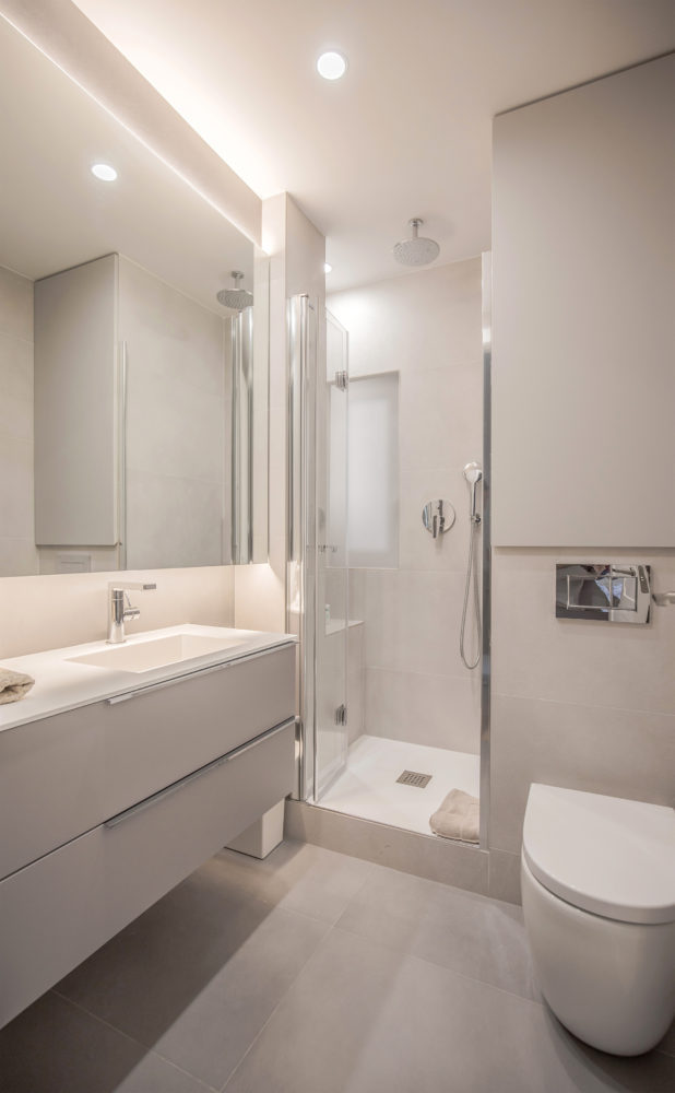 12b mas millet arquitecto arquitectura interiorismo reforma integral moderna piso valencia mobiliario salon cocina