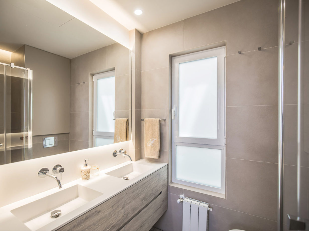 13 mas millet arquitecto arquitectura interiorismo reforma integral moderna piso valencia mobiliario salon cocina