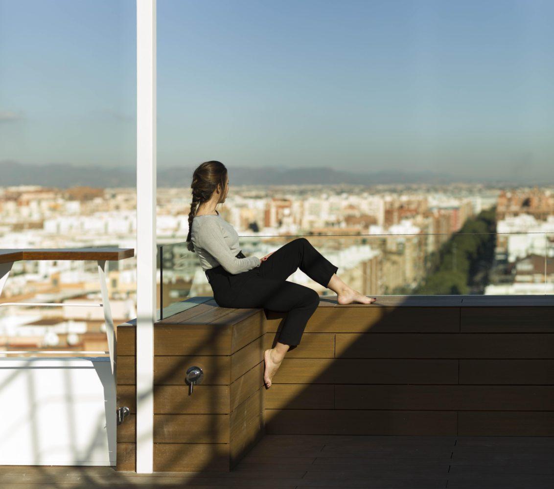 atico manuel candela mas millet arquitectura interiorismo arquitecto valencia reforma terraza diseño 11