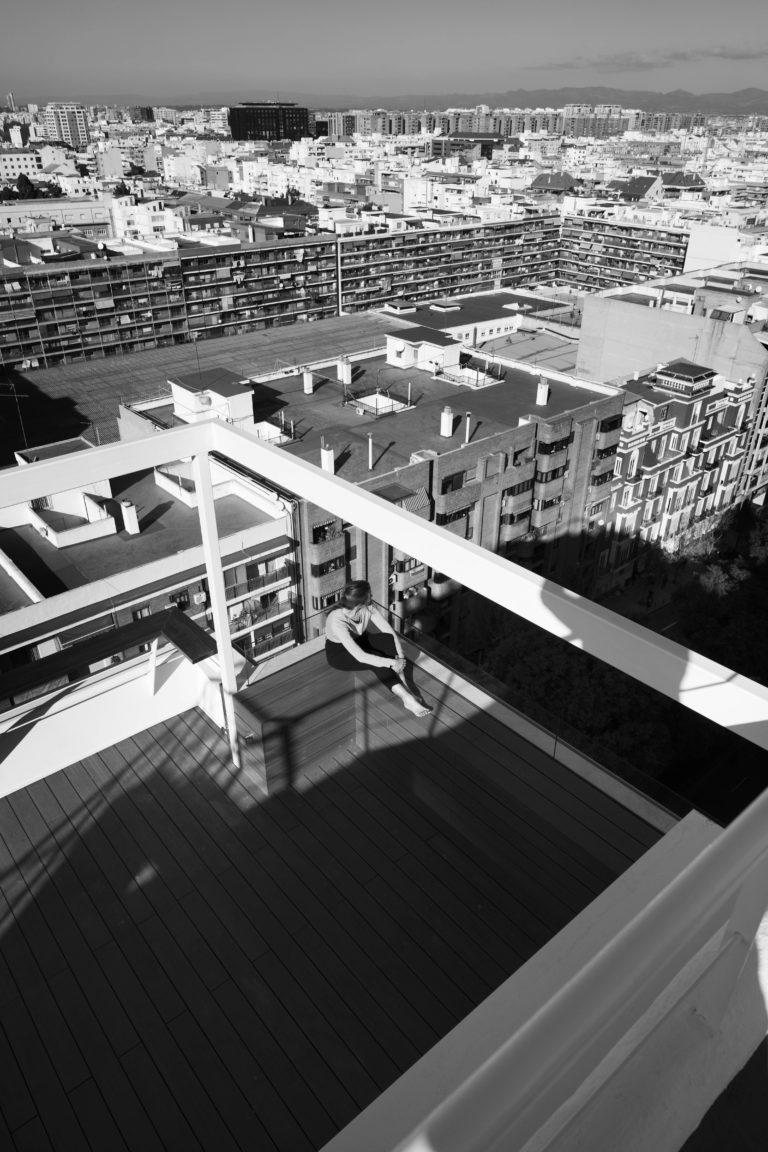 atico manuel candela mas millet arquitectura interiorismo arquitecto valencia reforma terraza diseño 16