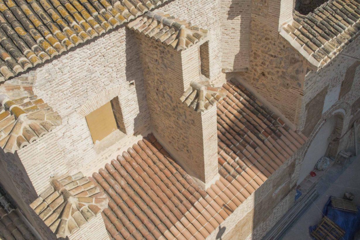 00-mas-millet-arquitectura-interiorismo restauracion-iglesia-san-antonio-rebollet-oliva valencia-fachada-rehabilitacion-teja-ladrillo