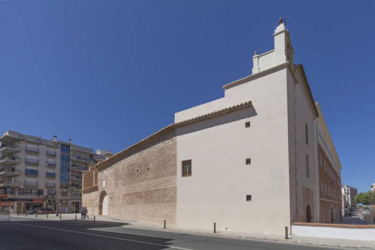 03-mas-millet-arquitectura-interiorismo restauracion-iglesia-san-antonio-rebollet-oliva valencia-fachada-rehabilitacion-teja-ladrillo