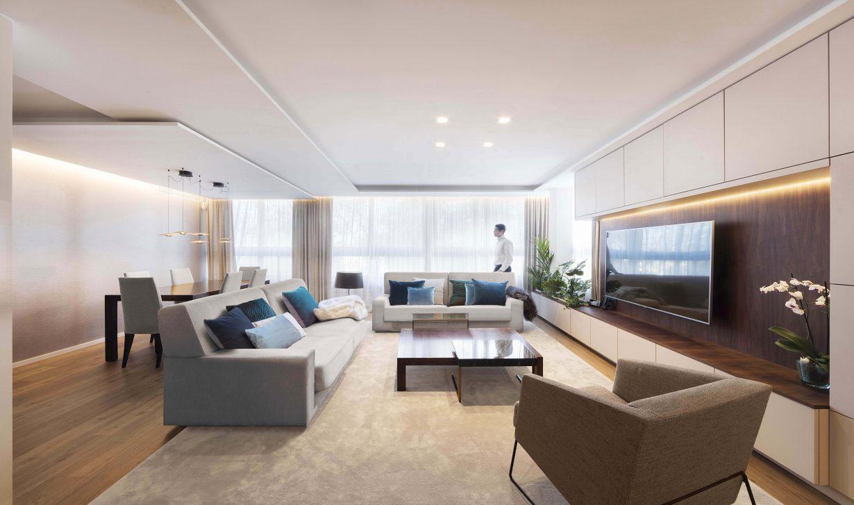 01fff mas millet arquitectura interiorismo reforma integral valencia madrid hogar salon comedor diseño actual campanar
