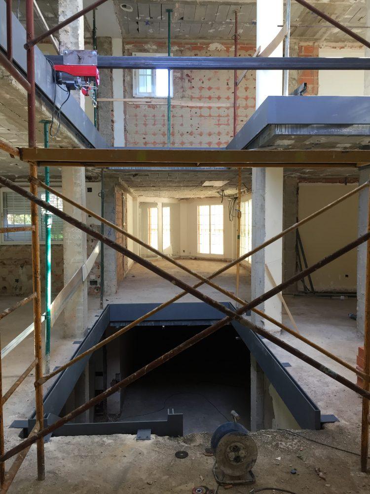 mas millet arquitectura interiorismo obra reforma vivienda unifamiliar moderno monasterios diseño arquitecto