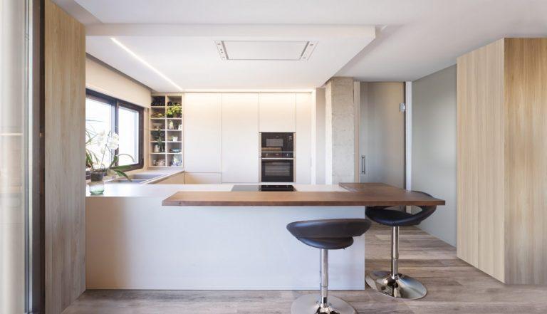mas millet arquitectos arquitectura interiorismo cocina reforma valencia centro historico