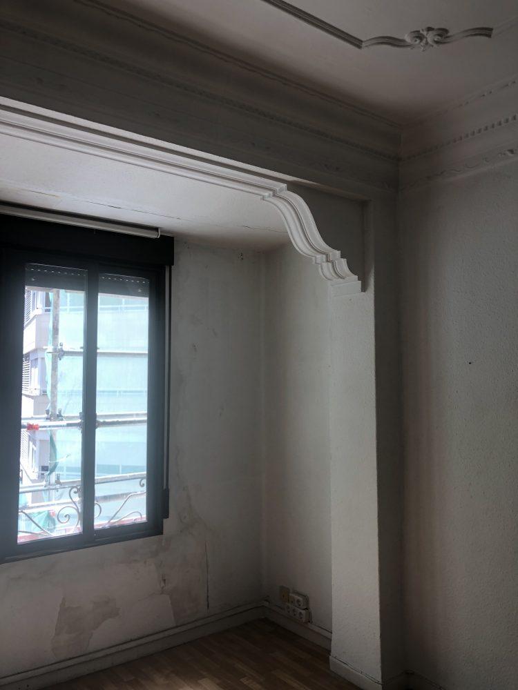mas millet arquitectura interiorismo arquitecto valencia piso reforma en construccion centro historico diseño