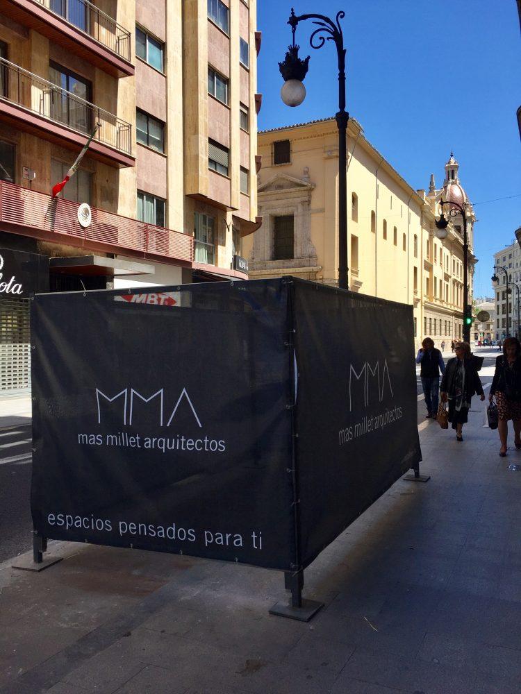 mas millet arquitectura interiorismo arquitecto valencia piso reforma en construccion centro historico ayuntamiento diseño