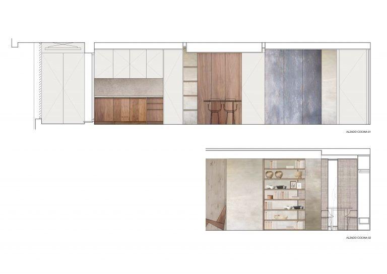 Reforma-casa-en-Patacona-alzados-cocina