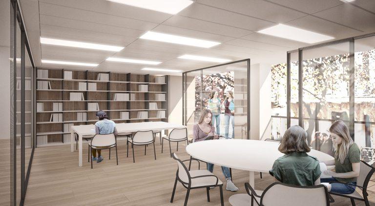 colegio-mayor-saomar-biblioteca-fachada