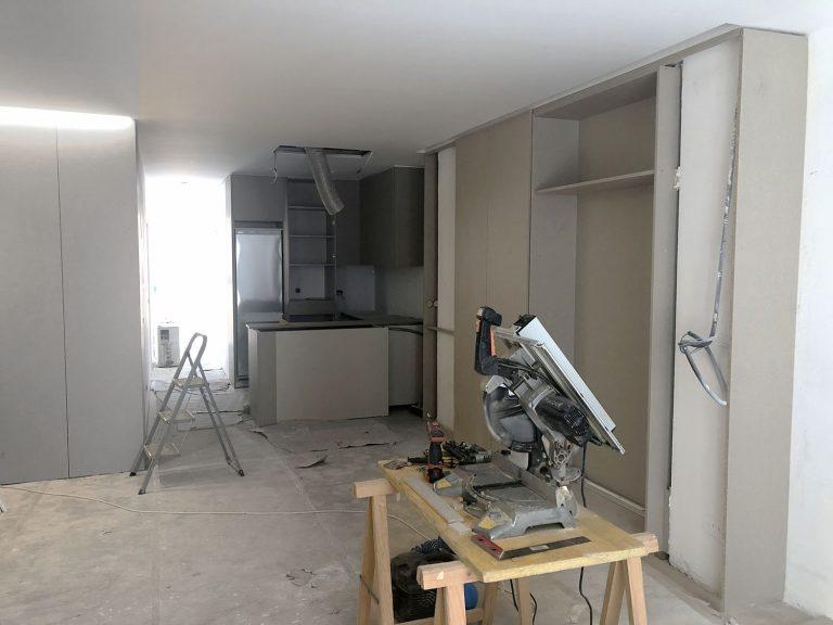 proceso reforma vivienda valencia jorge juan armariadas mas millet arquitectos arquitectura