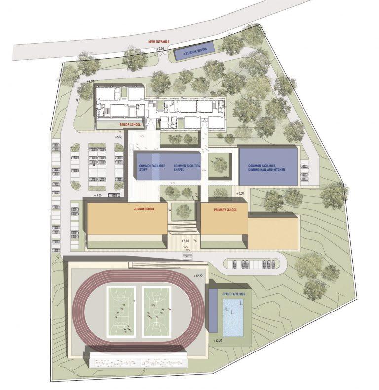 Masterplan-colegio-Roseville