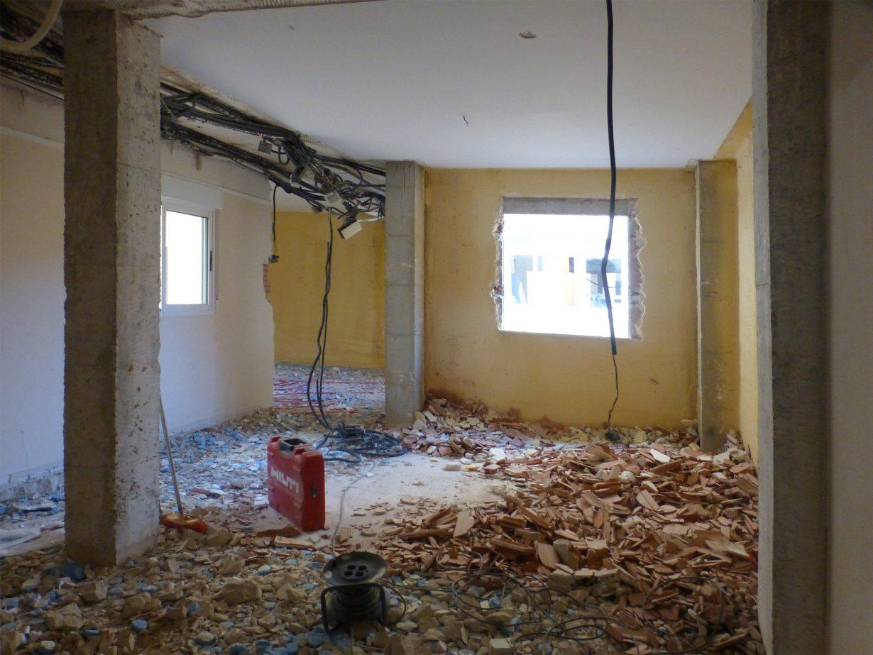 Casa en Carcaixent Valencia en construcción 3