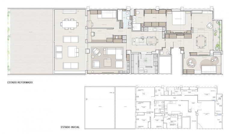 plano-interiorismo-y-reforma-casa-blasco-ibanez-mas-millet-arquitectos-valencia